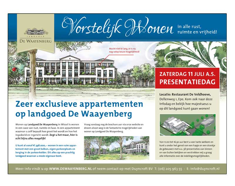 Waayenberg-advertentie-Stentor