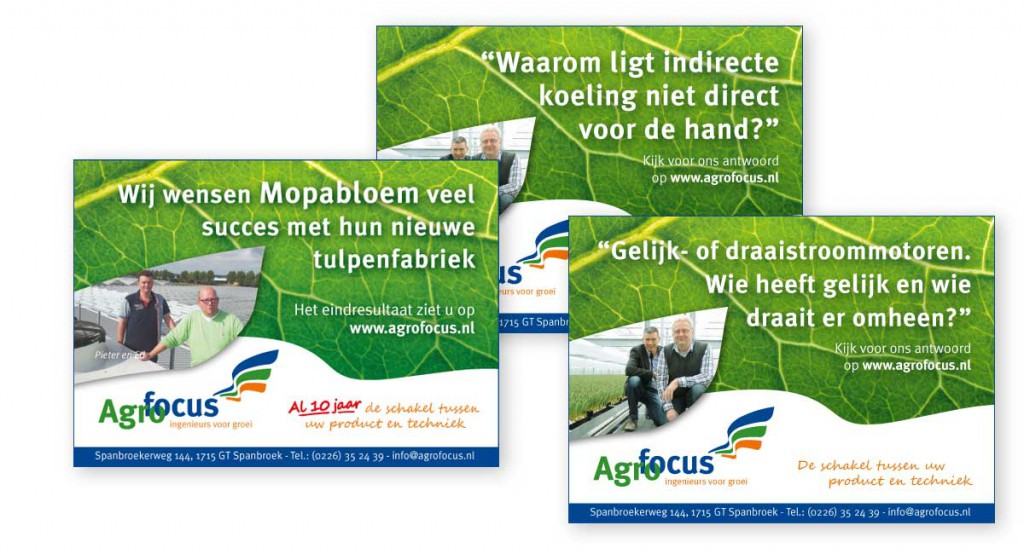 Advertenties Bloembollenvisie