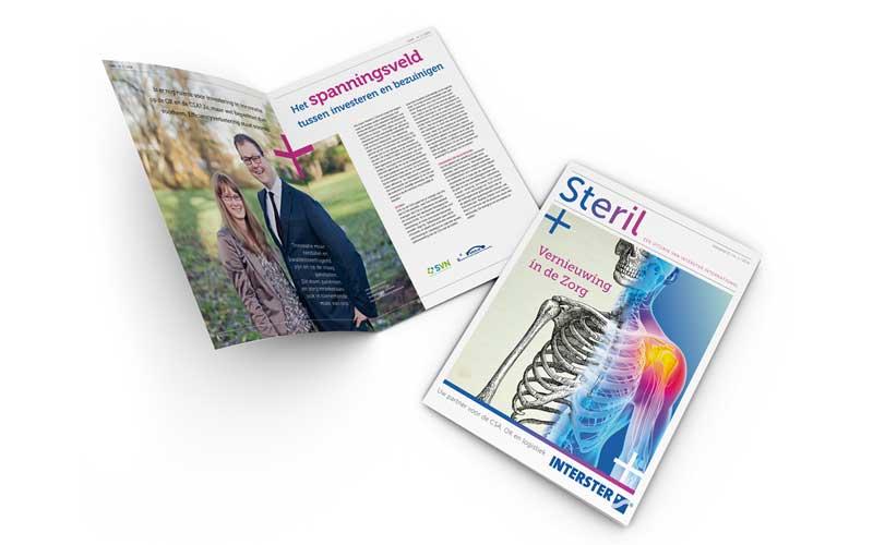 Tijdschrift-Steril-Interster