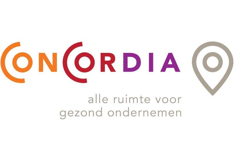 Logo - ondernemerscentrum Concordia